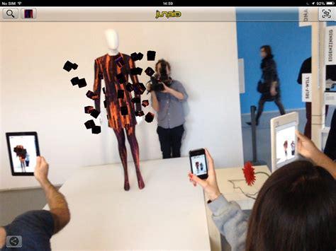 augmented reality fashion augmented reality dress