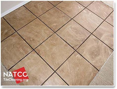 cleaning ceramic tile floors