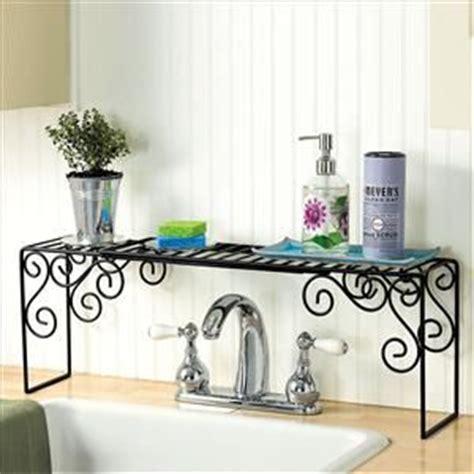 bathroom sink top organizer kitchen sink organizer 12 98 increase storage organize