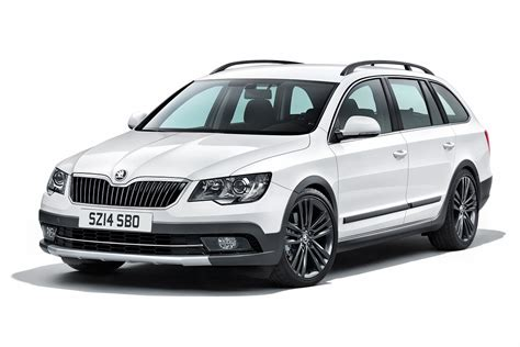 Skoda Superb Outdoor launched   Carbuyer