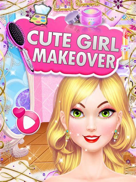 App Shopper: Cute Girl Makeover (Games)