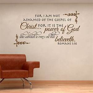 Wall decal bible verses decals inspiration