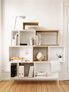 10 Furniture Design Ideas: Modular Bookcase For Living ...