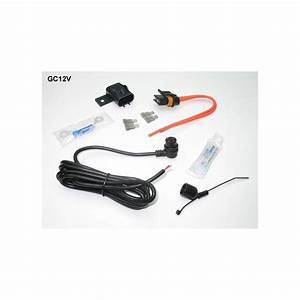 Motorcycle 12v Hardwire Power Cable Kit  For Gps Iii  V