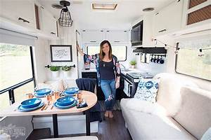 Our DIY Camper: Renovated RV Tour The DIY Mommy