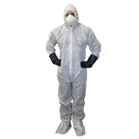 sms coverall type  flame resistant ats global