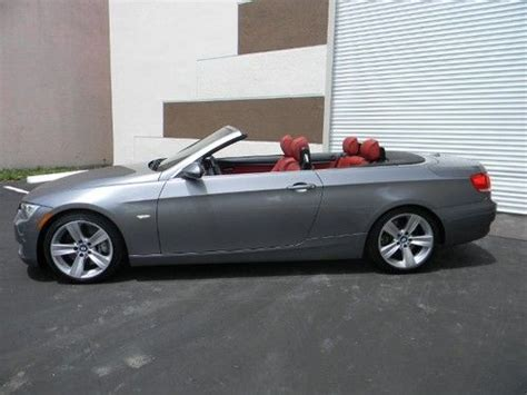 Bmw 335i Hardtop Convertible by Purchase Used 2007 Bmw 335i Hardtop Convertible In
