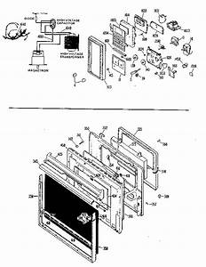 Kenmore Electric Wall Oven Parts