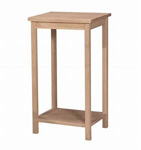 14, Inch, Portman, Tall, Accent, Table
