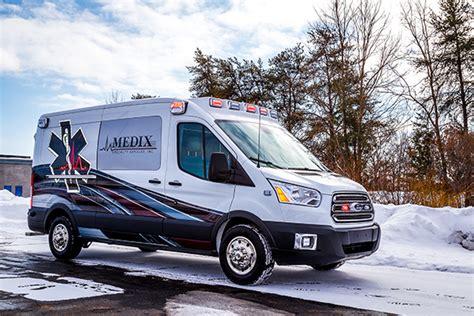 Medix Specialty Vehicles Inc