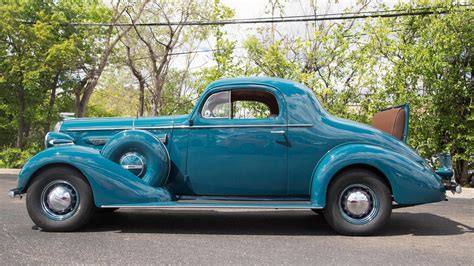 1936 Buick Century 66s Coupe S87 Chicago 2018
