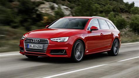 Audi A4 Avant by Audi A4 Avant Review Top Gear