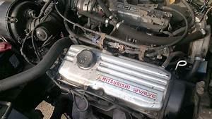 Lancer 1991 C62 4g15 4g15 Engine