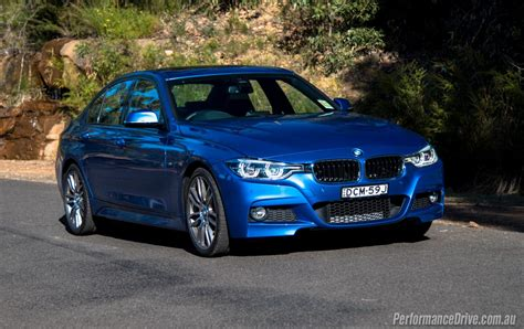 Bmw Sport by 2016 Bmw 320i M Sport Review Performancedrive
