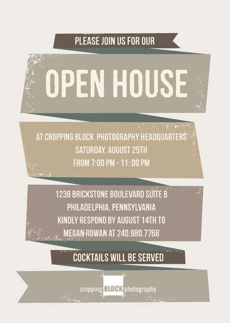 Open House Invites Wording Bookhotels Tk
