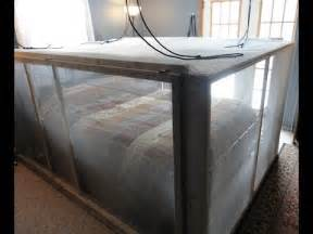 Faraday Cage Bed