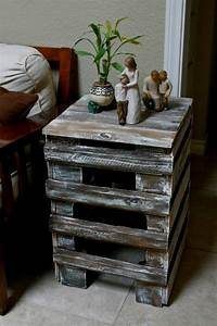 Stunning, Diy, Bedside, Tables, That, Are, Easy, To, Make