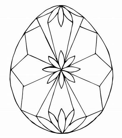 Coloring Diamond Pages Pattern Printable Shape Jewels