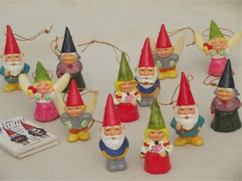tiny book of gnomes lot of gnome christmas tree