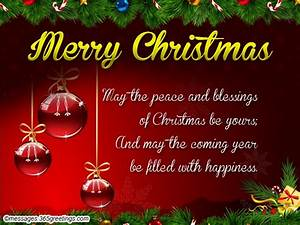 Christmas Wishes for Friends and Christmas Messages For ...