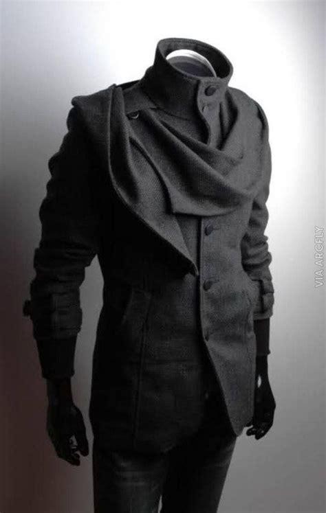 Pin Mens Fashion Rugged Edgy