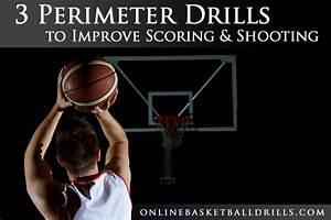 3 Perimeter Drills to Improve Scoring & Shooting