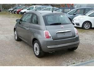 Fiat 500 Occasion Toulouse : fiat 500 1 2 8v lounge essence occasion de couleur gris mtallis en vente chez le mandataire ~ Gottalentnigeria.com Avis de Voitures