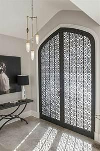 la porte dentre design en 40 photos With comment choisir sa porte d entree