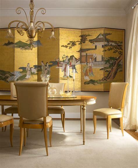 Elegant Modern Living Room Meet Chinese Style Decor Ideas