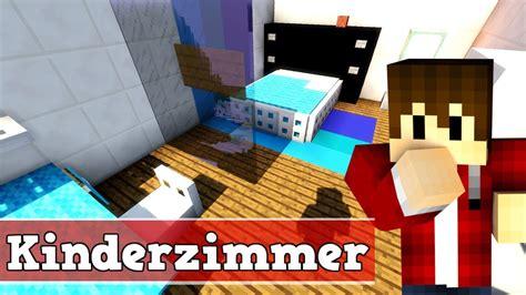 Wie Baut Man Ein Modernes Kinderzimmer In Minecraft