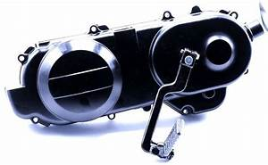 50cc Short Case Drive Cover For Scooters 139qmb Engine Gy6