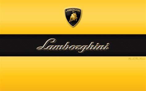 First Car Ideas Lamborghini Logos