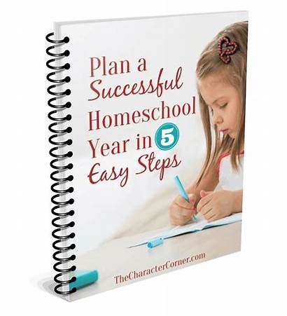 Successful Steps Easy Homeschool Plan Course Spiral