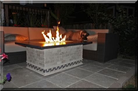 build your own fire pit table fire tables