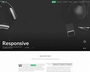 26 Simple Bootstrap Business Website Templates 2019