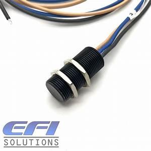 Zf    Cherry Hall Effect Geartooth Speed Sensor Gs100701