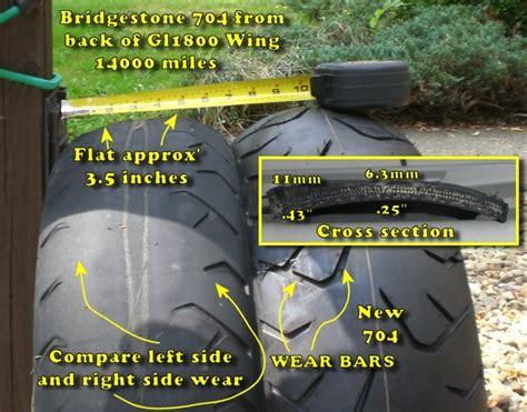 Is Rear Tire Wear Linear?