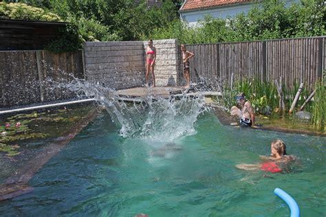 Schwimmteich Die Alternative Zum Pool by Plantschen Mit Der Ganzen Familie Mainlike 174