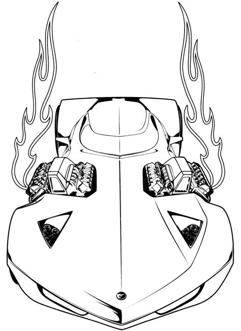 race car coloring pages coloringpages
