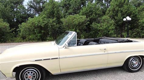 1965 Buick Skylark Convertible For Sale by 1965 Buick Skylark Yellow Convertible For Sale At Www