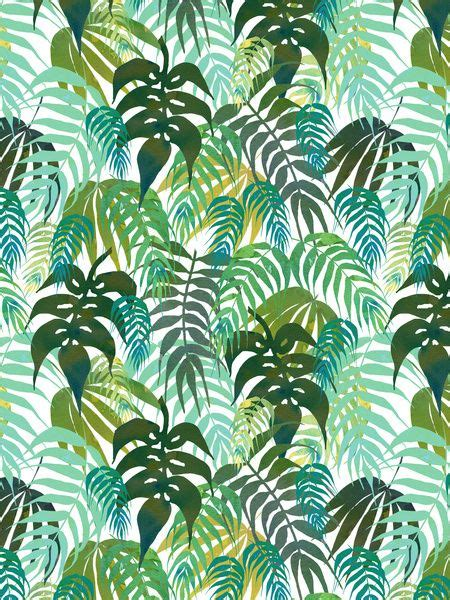 Stoff Dschungel Motiv by Prints Patterns Prints And Wallpaper