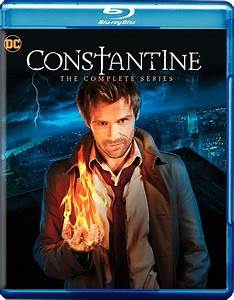 Constantine - Complete Series (Blu-ray) (2016 ...