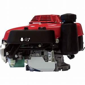 Honda Gxv Series Vertical Ohv Engine  U2014 163cc  7  8in  U20131in  X 3 3  16in  Shaft  Model  Gxv160uh2a12