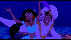 Aladdin - A Whole New World (1080p) - YouTube