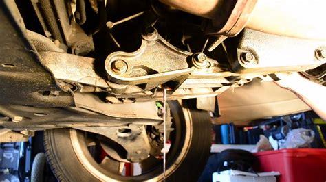 ford focus manual transmission fluid change youtube