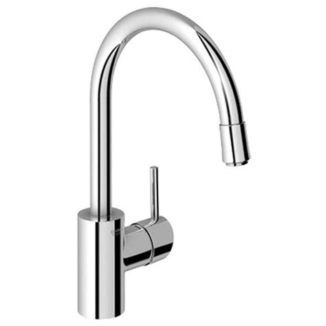 grohe concetto cuisine grohe concetto single handle pull sprayer kitchen
