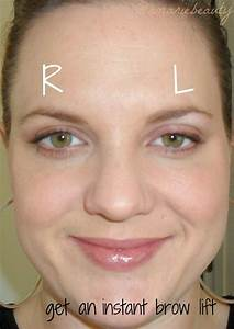 amariebeauty: How to Lift Drooping Eyelids Using Makeup ...