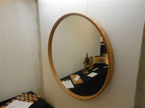 Runde Spiegel Mit Rahmen by Crafted Mirror Frame By K H Gunderson
