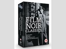 The Film Noir Collection review The List