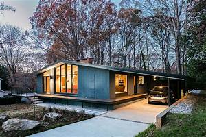 This Renovated Mid Century House Features A Stunning